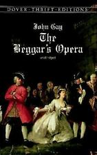 The Beggar's Opera (Dover Thrift Editions)-ExLibrary