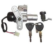 V PARTS Juego kit cerraduras llaves cerrajas   HONDA DYLAN 150 (2000-2004)