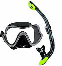 NEW Silicone Mask & Dry Top Purge Snorkel Set - Superior Quality and Performance