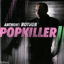 Anthony Rother - Popkiller II - RARE CD Album - TECHNO ELECTRO - DATAPUNK