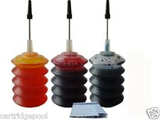 Refill ink kit for HP 110 (C M Y):Deskjet 1000 1050 2050 3000 3050A 3054  3x30ml