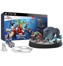 Disney INFINITY: Marvel Super Heroes (2.0 Edition) Collector's Edition - PS3