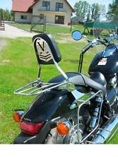 SISSY BAR P.BACKREST + LUGGAGE RACK HONDA SHADOW VT 750 C2 SPIRIT (2008+) CARDAN