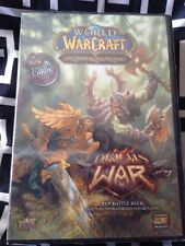 World of WarCraft Trading Card Game Drums of War PVP Battle Deck Retired 2008