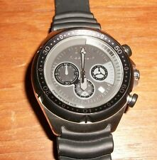 Freestyle Hammerhead Chrono XL Dive Surf Watch, Black. Rated to 200 meters.
