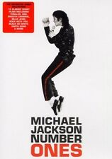 MICHAEL JACKSON 'NUMBER ONES' DVD NEU BEST OF