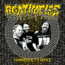 AGATHOCLES - CD - Commence To Mince (new studio album 2016)
