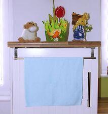 Handtuchhalter Tür Halter Stange Küchentuchhalter Schranktür Schublade Handtuch