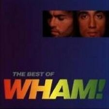 """WHAM! """"IF YOU WERE THERE/THE BEST OF WHAM!"""" CD NEW+"""