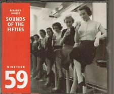 Readers Digest - Various Artists - Sounds of the fifties 1959 -  3 CD Set