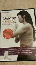 Qigong for Stress Relief NEW DVD in plastic RELAX BREATHE Great for anyone!