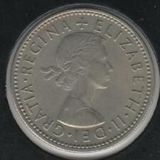 1960 Uncirculated Great Britain Shilling #1