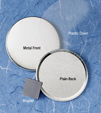 "Badge-A-Minit 100-3"" Magnetic-Back Button Sets #3760 NEW"