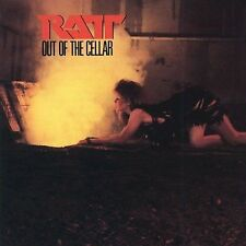 "Ratt ""Out of the Cellar"" 1984 pressing CD"