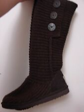 Authentic UGG Classic Cardi boots sweater knit 5819