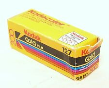 Vintage Roll of KODAK Gold 200 GB127 Outdated 10/1993