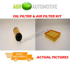 PETROL SERVICE KIT OIL AIR FILTER FOR MERCEDES-BENZ B200 2.0 193 BHP 2005-11