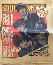 Rolling Stone Magazine July 15th 1976 Issue No. 217 The Beatles
