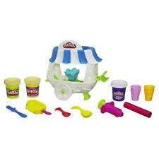 Play-Doh Sweet Shoppe Ice Cream Sundae Cart Playset New
