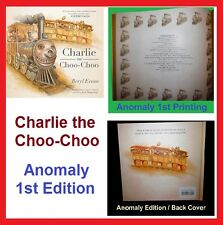 Stephen King Rare 1st Printing ANOMOLY Edition Dark Tower CHARLIE THE CHOO CHOO