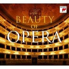 BEAUTY OF OPERA 2 CD MIT ANNA NETREBKO UVM. NEU