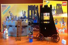 LEGO 6061 SIEGE TOWER - COMPLETE - W/ ORIGINAL INSTRUCTIONS & BOX