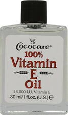 100% Vitamin E Oil, Cococare, 1 oz