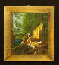 Vintage Oil Painting by Charles E. Poehner, Sr. Deceased Lancaster County, Pa.