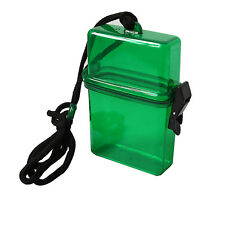 Waterproof Container Key Money Phone Storage Box Case Holder Function Tool