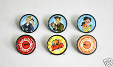 12 PBS Wild Kratts Show Cup Cake Rings Topper Party Goody Loot Bag Favor Supply