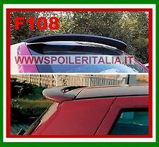 SPOILER ALETTONE  NUOVA PUNTO 5P GREZZO F108G-SI108-1