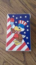 Sam the Eagle playing cards - 1984 Summer Olympics (Los Angeles)