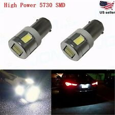 JDM ASTAR T11 BA9S 5730 SMD White Light Extreme Bright LED Bulb 53 57 1895 64111