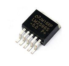 2pcs LM2576 LM2576S-5.0 IC REG BUCK 5V 3A TO263-5 New