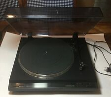Onkyo Auto-Return Turntable CP-1400A Record Player Excellent Condition