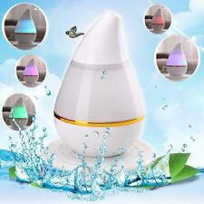 7 Color USB LED Ultrasónico Aire Humidificador Aroma Difusor Purificador De Aire