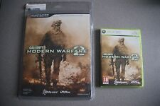 Call of Duty Modern Warfare 2 sur XBOX 360 d'occasion + le GUIDE NEUF