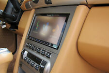 NEW! PORSCHE 987 BOXSTER DOUBLE DIN INSTALLATION KIT (WITHOUT BOSE SYSTEM)