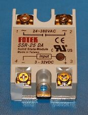 Solid-State Relay, 40A, 24~380VAC (Zero Switching)