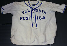 *RARE* 1940's/1950's American Legion Powers Athletic Wear wool baseball jersey