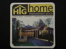 HIG HOME IMPROVEMENT GROUP GABLE ROOF AWNINGS PERGOLAS 47290628 COASTER
