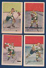 JOHNNY PEIRSON 52-53 PARKHURST 1952-53 NO 78 VGEX  2710