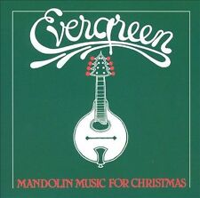 FREE US SH (int'l sh=$0-$3) NEW CD Evergreen: Mandolin Music for Christmas