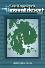 The Sea Kayaker's Guide to Mount Desert Island-ExLibrary