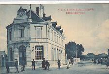 LES SABLES-D'OLONNE 6 l'hôtel des postes P.T.T. (déchirée sur la gauche)