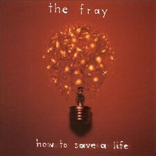 How to Save a Life [CD/DVD] [PA] by The Fray (CD, Sep-2006, 2 Discs, Sony...