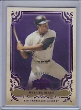 WILLIE MAYS 2013 Topps Triple Threads Amethyst #468/650 #53  (B8950)