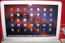"""Apple Macbook 13"""" UNIBODY 2.26GHz 320GB 4GB Sierra MC207LL/A iWork Office 2016"""