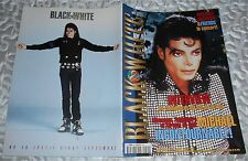 MICHAEL JACKSON - MAGAZINE BLACK & WHITE N° 29 COMPLET - 1999 - COLLECTOR