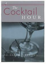 Cocktail Hour : 50 Classic Recipes by Babs Harrison (2001, Cards,Flash Cards)NEW